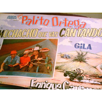 Antiguo Afiche Cine Palito Ortega Muchacho Que Vas Cantando