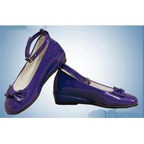 Zapatos Para Tus Princesas, Morado,azul,verde,rosa,plata,oro