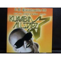 A. B. Quintanilla Kumbia All Starz Cd Usado 1ra Ed Usa 2006