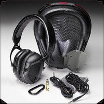V-moda Crossfade Lp2 Matte Black Metal - Panda Import