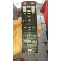Control Lg Mini Componente Original Akb73655701 Barra Sonido