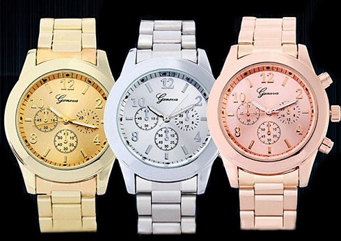 relojes geneva originales