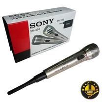 Micrófono Inalámbrico Full | Incluye Cable Prof. 1 Año Gtia