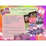 Promo Candy Bar Completo 20 Niños Chicos Golosinas Infantil