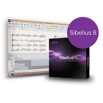 Sibelius 8.1.0 V.2016 Con Mercadopago