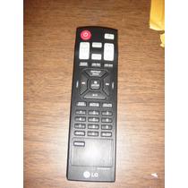 Control Para Minicomponente Lg Cm4560