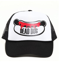 Hot Topic Gorra Popkiller Dead Dog Trucker Hat