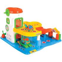 Brinquedo Auto Posto Car Center Calesita