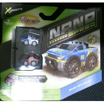 Set 2 Carrito Nano Speed Juguete Nuevo De Kreisel Oferta