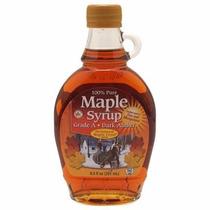 Xarope De Bordo Maple Syrup Canadá - 100% Puro Sem Conserv.