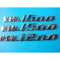 Emblemas Volkswagen Vocho 1200, 1500, 1600 Tapa De Motor