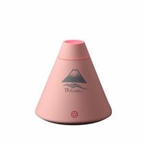 Humidificador Ultrasónico Volcano Difusor Aromaterapia Rosa