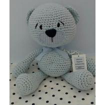 Oso Muñeco Al Crochet Amigurumi