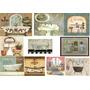 Adesivos Para Azulejos De Cozinha,banheiros,mais 200 Imagens