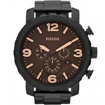 Relógio Fossil Masculino Cronograph Fjr1356/z