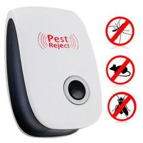 Repelente Electrico Ahuyenta Mosquitos Ratas Cucarachas