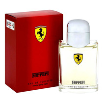 Perfume Ferrari Red Caballero 125ml 100% Original