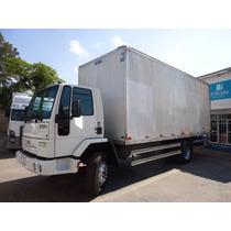 Ford Cargo 1717, 2011, Baú 7,00 Mts. Baixo Km