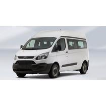 Ford Transit Van Corta 2016