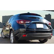 Barra Trasera Parte Logo Mazda 3 Hatchback 2014 2015 2016