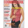Lucía Méndez Antigua Revista Cosmopolitan Chile Marzo 1993