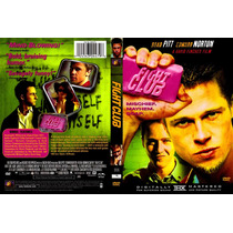 Dvd El Club De La Pelea Fight Club Brad Pitt Edward Norton