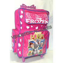 Mochila Infantil Filme Frozen 1 Aventura Congelante Menina