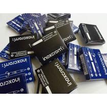 Cartuchos Cortos Inoxcrom Tipo Europeo Caja X5 Pack X3 Cajas