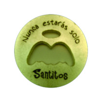 Moneda Milagrosa Alas Angel - Santitos