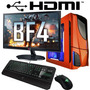 Pc Amd Full Gamer A10-7850k X4 - Jugá A Bf4 Y Gta V Hd