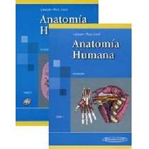 Anatomía Humana Latarjet Ruiz - Obra Completa Envío Gratis