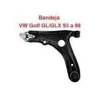 T468e Bandeja Dianteira Esq Com Pivo Golf Gl Glx Gti 91/98