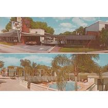 Postal Antigo - Davis Park Motel - Orlando - Florida - F14