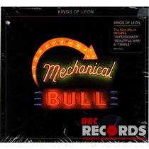 Kings Of Leon, Mechanical Bull, Sony 2013, Nuevo!!!