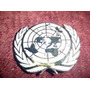Ejercito - Piocha Naciones Unidas Metalica