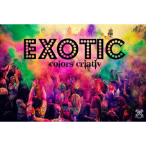 Exotic Colors Criativ Tinta - Colorida Cabelos Cosplay