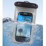 Bolsa Aquatica Para Celular Pau De Selfie Fish Eye Moto G X