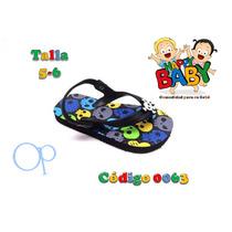 Sandalias Para Niño De Playa, Piscina Marca Op Talla 5-6