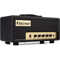 Friedman Pink Taco-20 20-watt, 1-channel Tube Head