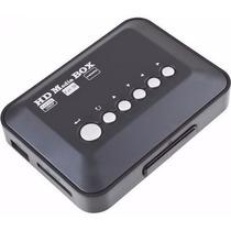 Media Player Full Hd 1080p 3d Usb 2tb - Sd - Pendrive