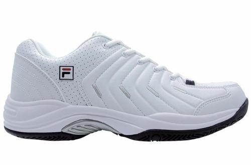 Zapatillas Fila Hombre Blancas