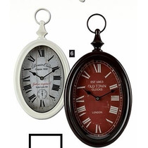 Reloj Chapa Oval Vintage#