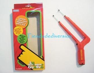 cortante para telgopor y goma creativa