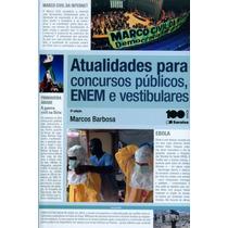 Atualidades Para Concursos Públicos Enem E Vestibulares - Sa