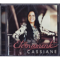 Cd Cassiane - Eternamente - Mk Music