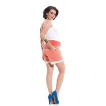 Shorts Curto Belize Francis P - Moda Gestante Due Vita