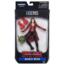 Marvel Legends Civil War Scarlet Witch Baf Abomination 2016