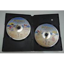 Los Picapiedra Dvd Serie Dos Discos Con Varios Capitulos