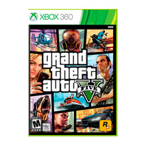 Juego Xbox 360 Game Gta V Ibushak Gaming