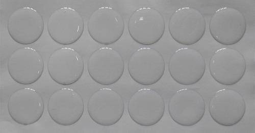 Armario Horizontal Cozinha ~ Protetor Adesivo Multiuso Silicone 18 Peças De Vidro Moveis R$ 22,24 em Mercado Livre